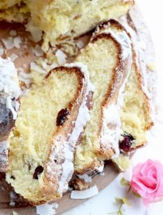 Bread Cake, Pumpkin Cheesecake, Food Cakes, Cake Recipes, French Toast, Food And Drink, Baking, Breakfast, Ethnic Recipes