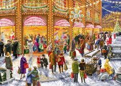 """""""Christmas Shopping"""" by Marcello Corti"""