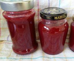 Rezept Himbeer- Hugo- Gelee von Sihi84 - Rezept der Kategorie Saucen/Dips/Brotaufstriche