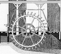 Water turbine generators can be built at home with minimal materials. Moving water is the prime driving force to turn the turbine and generate electricity. Using bicycle parts.