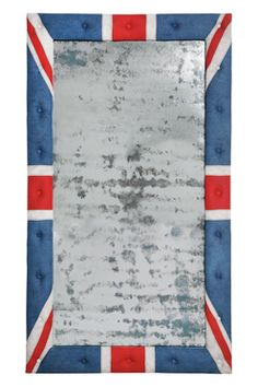 Mirror Union Jack by #KAREDesign