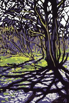 Woodlands and Trees - Alexandra Buckle