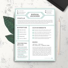 If You Like UX, Design, Or Design Thinking, Check Out Theuxblog.com | CV U0026  Resume Design | Pinterest | Cv Template, Resume Cv And Uu2026
