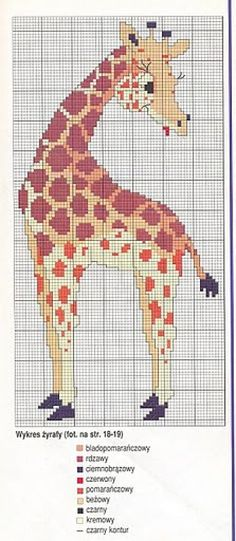 OMG! It's a Giraffe!! <3