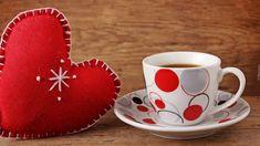 Serce, Filiżanka, Kawa