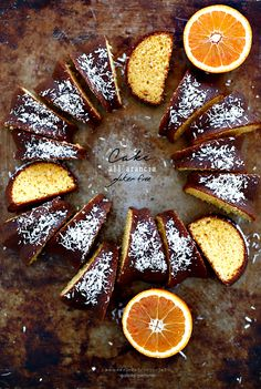 CAKE TO 'ORANGE GLUTEN FREE WITHOUT OIL WITHOUT BUTTER WITHOUT MILK ... A DONUT OTHERWISE GOOD LIGH