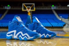 Adidas Honors Kareem Abdul-Jabbar with 'The Blueprint' Crazy 8 Shoe | KB8 with a UCLA Kareem colorway