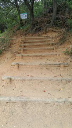 도당산 산책로 천국의 계단