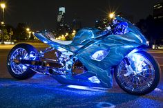 Custom GSXR 1000 On the Ben Franklin Parkway, Philadelphia. Luxury Sports Cars, Cool Sports Cars, Best Luxury Cars, Cool Cars, Futuristic Motorcycle, Futuristic Cars, Motorcycle Bike, Motorcycle Quotes, Custom Street Bikes