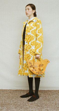 mina perhonen - especially luv the bird bag
