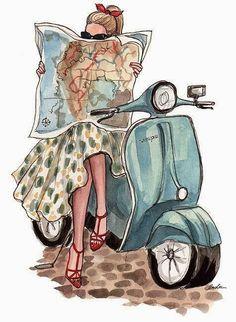 Blog Donna gatta!: Passeando Pelo Blog!