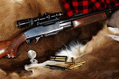Remington Model 760 Pump Action chambered in .30-06 Spr