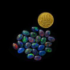 Opal Triplets 7x5 mm