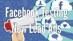Facebook Lead ads are going to be awesome for Marketers!