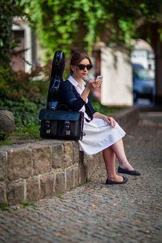 Nawet w Paryżu nie spotkacie takich muzyków. Gdańsk to ma! :) Street Fashion, Street Style, Urban Fashion, Urban Taste, Fashion Street Styles, Street Style Fashion, Street Chic, Street Styles