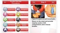 Lifesaving emergency response app
