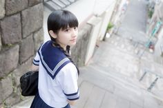 MOMOTSUKI_nashiko 桃月なしこ JK 制服 セーラー