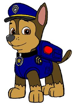 Photo of Chase - Police Pup for fans of PAW Patrol 35964065 Rubble Paw Patrol, Paw Patrol Pups, Paw Patrol Cake, Paw Patrol Party, Paw Patrol Birthday, Chase Pat Patrouille, Personajes Paw Patrol, Imprimibles Paw Patrol, Paw Patrol Cartoon