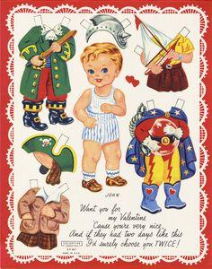 Valentines Card 09 - John