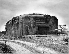 GERMANY, WAR BUNKER