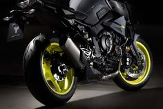 Yamaha announced it will offer the in Canada, bringing it over under the name as an early 2017 model. Mt 10, Yamaha Mt, Yamaha Yzf R1, Moto Journal, Roadster, Final Drive, Sportbikes, Cylinder Head, Fuel Injection