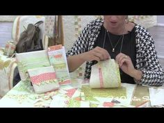 How to Apply a Zipper to a Pouch Presented by Fig Tree and Co. - YouTube