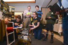 Richard Montgomery High School Robotics Team - Community Career Role Models
