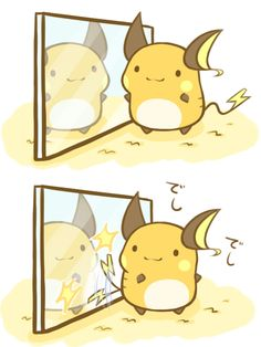 Mini Chibi Raichu Adventures 27 (Pokemon)