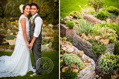Garden Wedding | Minneapolis wedding photographer Carina Photographics