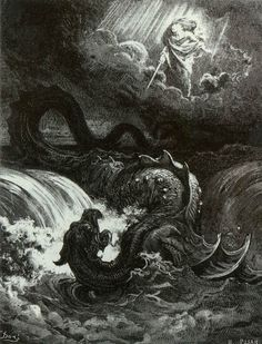 Gustave Doré http://www.artpassions.net/cgi-bin/dore_image.pl?../galleries/dore/dore_leviathan_.jpg