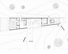 1st floor plan / GALANOV ARCHITECTS