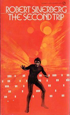 Adventures in Science Fiction Cover Art: Existential Crisis Science Fiction Kunst, Sci Fi Horror Movies, Book Cover Art, Book Covers, Sci Fi Comics, Classic Sci Fi, Pulp Magazine, Sci Fi Books, Pulp Fiction