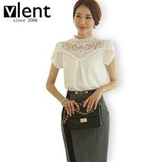 #aliexpress, #fashion, #outfit, #apparel, #shoes Free, #Shipping, #New, #Fashion, #Elegant, #White, #Crochet, #Lace, #Short, #Sleeve, #Chiffon, #Blouse, #2015, #Summer, #Women, #Office, #Tops, #S-XL, #Size, #RC075 http://s.click.aliexpress.com/e/niUZjIMJU
