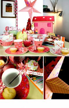 fig1.co.uk Lifestyle & Giving: A Bright and Colourful Christmas by Rice