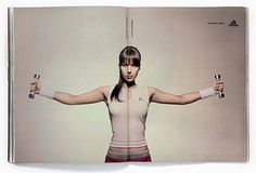 Creative Magazine Ads Incorporate Folds - PSFK