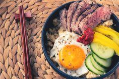 Low Carb Bibimbap | healthy soulfood