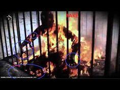 ISIS BURNING MAN IS FAKE, SEE THROUGH THE LIES