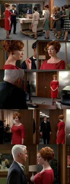 Mad Style: Joan Holloway, S2 Part 1 | Tom & Lorenzo Fabulous & Opinionated
