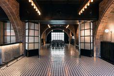 Salon Sociedad Communal Interiors Restaurants and bars | www.designlimitededition.com  #interiordesign #highendrestaurants #inspirationsandideas #bestrestaurants #restaurantswithaview #restaurantdesign #japaneserestaurant