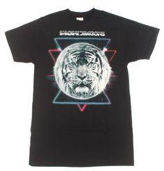 Imagine Dragons Tiger Slim-Fit T-Shirt