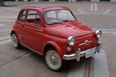Fiat Nuova 500 America (1957-1961)