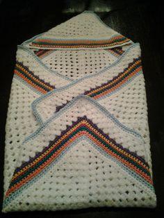 baby omslagdoek by B@bzzz, geen patroon: inspiratie