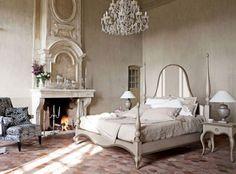 Camere Da Letto Arredate Vintage : Immagini fantastiche di arredamento tradizionale e coloniale