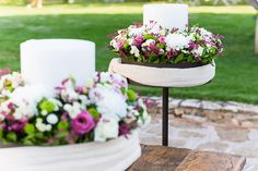 100 Best Wedding candle decor for greek weddings images in