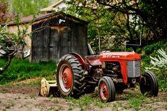 tractor for hire   Bountiful, Utah   Sam Scholes   Flickr