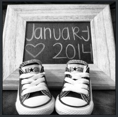 A little All Star will be making their arrival January 2014. #pregnancyannouncement #baby #allstar