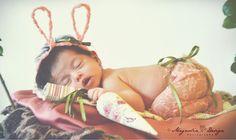 Beba en visperas de Pascuas - Magnolia Design Photography