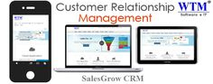Best customer relationship management (CRM) software in India, the most user friendly & affordable #cloud based #crm #software India. Free for 10 user Forever. http://wtmit.com/crm