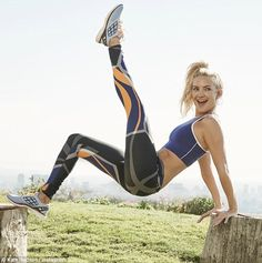 Keeping busy: Aside from her busy parenting schedule and acting work, Kate also had her Fabletics fitness wear line