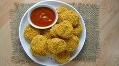 Nuggets de pollo al horno ¡Super crujientes! | Cuuking! Recetas de cocina